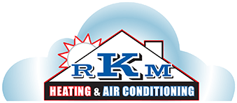 RKM Heating and Air Conditioning Logo